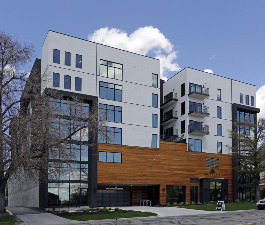 Salt Lake City New Apartments: Salt Lake City Apartments